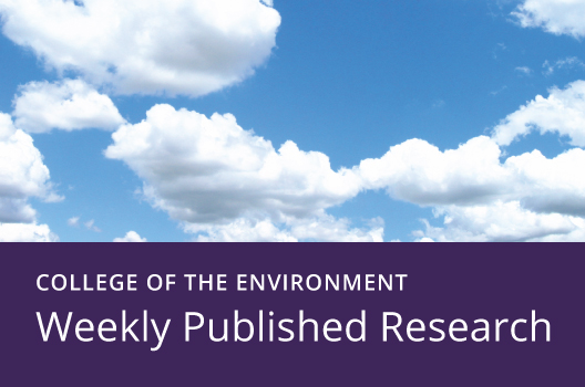 Weekly Published Research