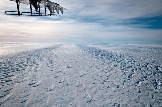 Pine Island ice shelf