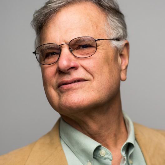 Portrait of Alan Gillespie