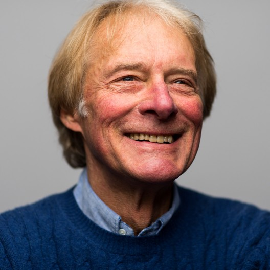 Portrait of Allan Devol