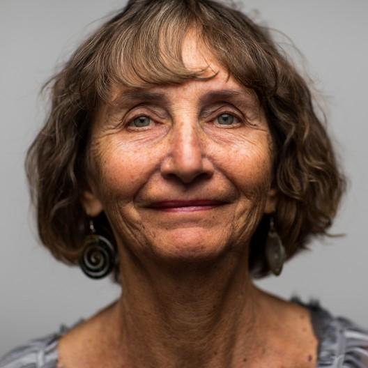 Portrait of Barbara Hickey