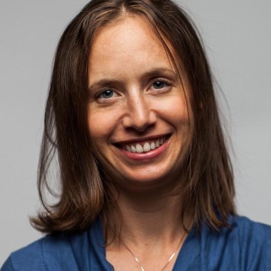Portrait of Becky Alexander