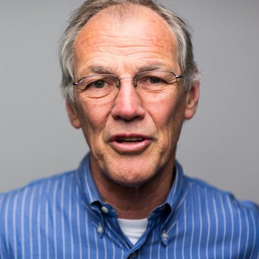 Portrait of Bernard Hallet