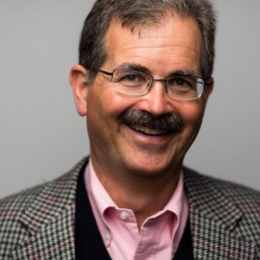Portrait of Charles Eriksen