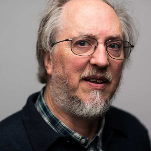 Portrait of Charles Simenstad