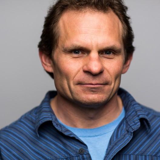 Portrait of Daniel Schindler