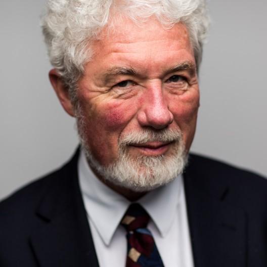 Portrait of David Fluharty