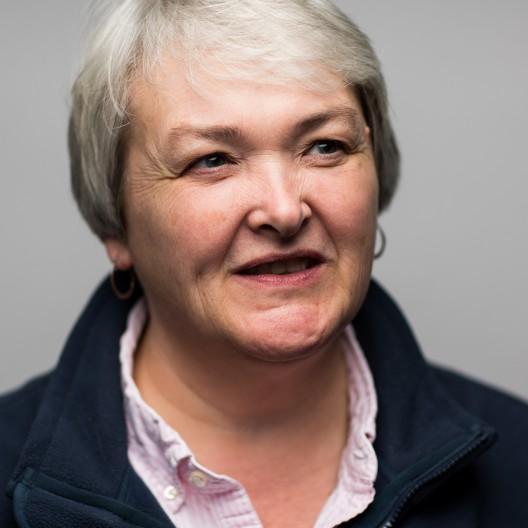 Portrait of Deborah Kelley