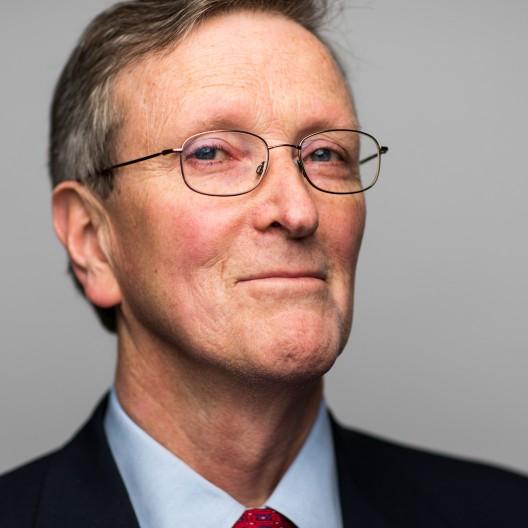 Portrait of Dennis Hartmann