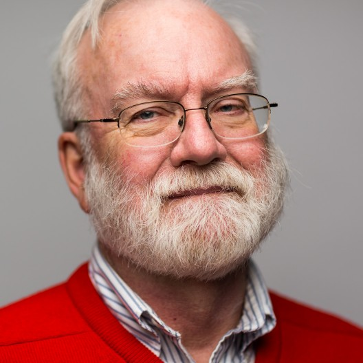 Portrait of Douglas Sprugel