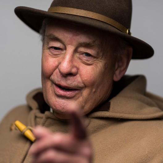 Portrait of David Ford