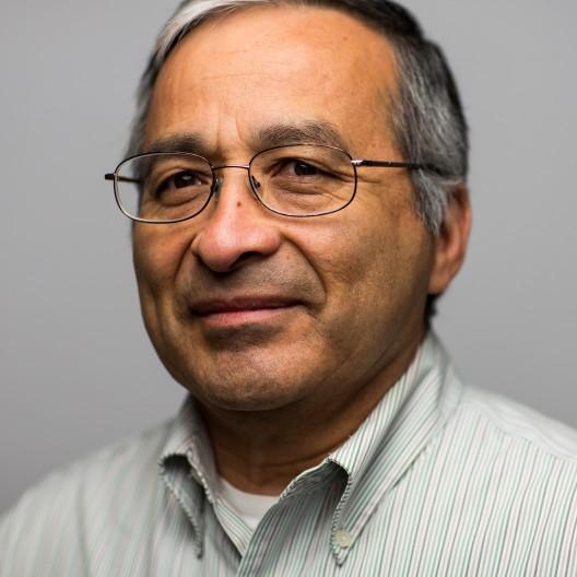 Portrait of Ernesto Alvarado-Celestin