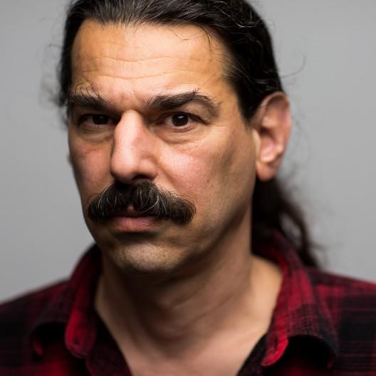 Portrait of Evan Abramson