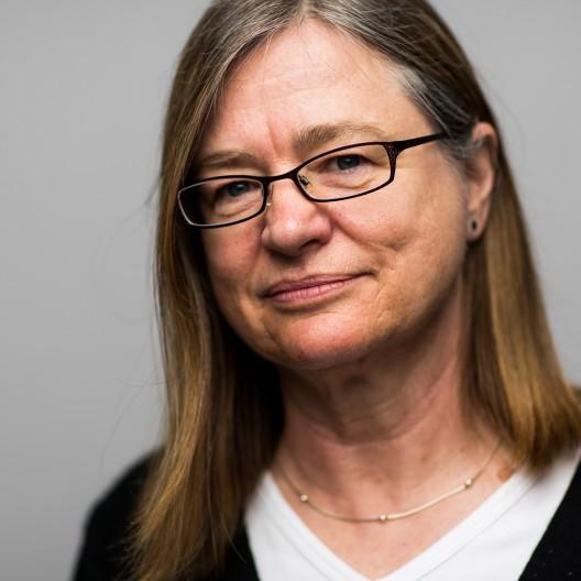 Portrait of Evelyn Lessard