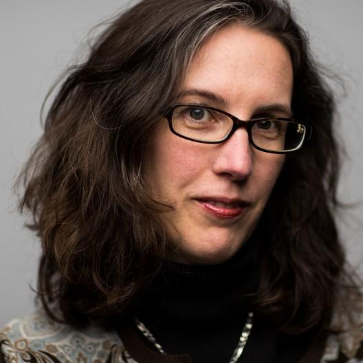 Portrait of Gabrielle Rocap