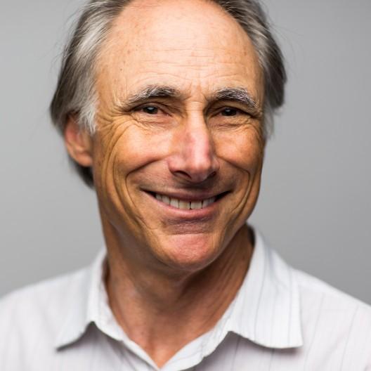 Portrait of George Bergantz