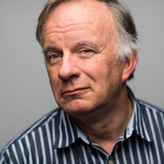 Portrait of Glenn VanBlaricom