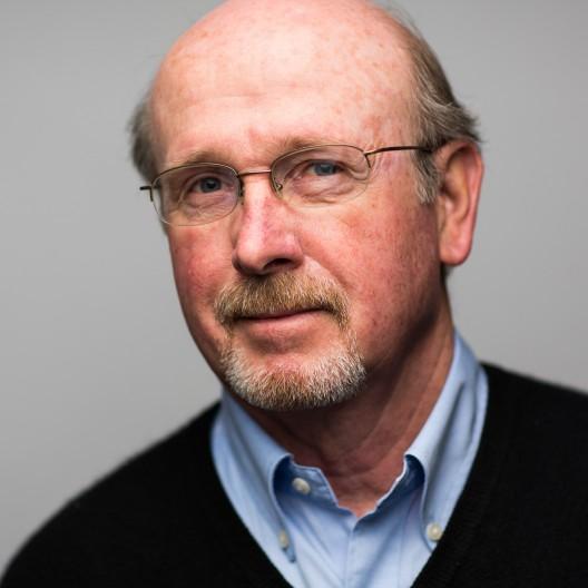 Portrait of Gordon Bradley
