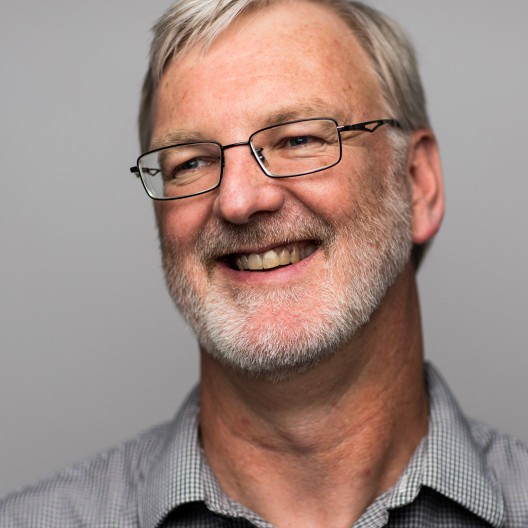 John Horne, director of the Joint Institute for the Study of the Atmosphere and Ocean (JISAO)