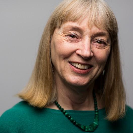 Portrait of Kathryn Kelly