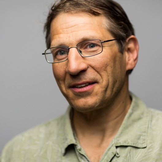 Portrait of Michael McCarthy