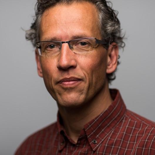 Portrait of Patrick Christie