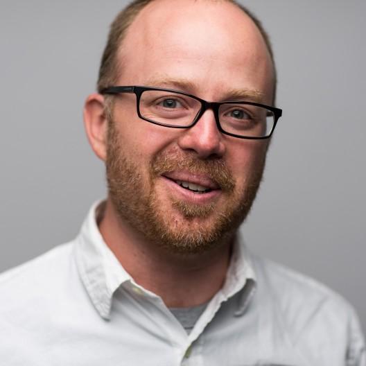 Portrait of Ryan Kelly