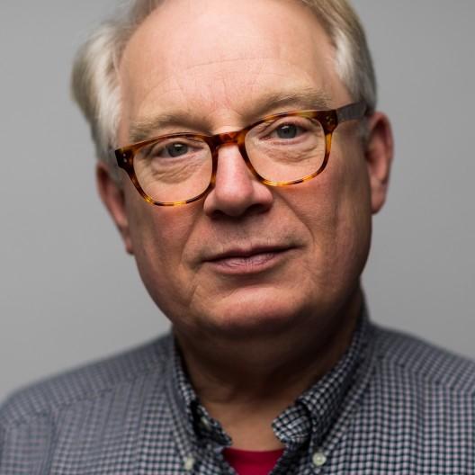 Portrait of Stephen Riser