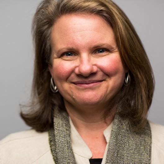 Portrait of Susan Hautala