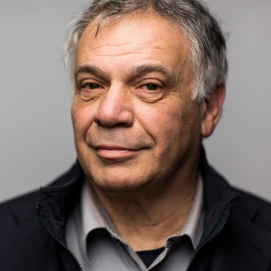 Portrait of Vincent Gallucci