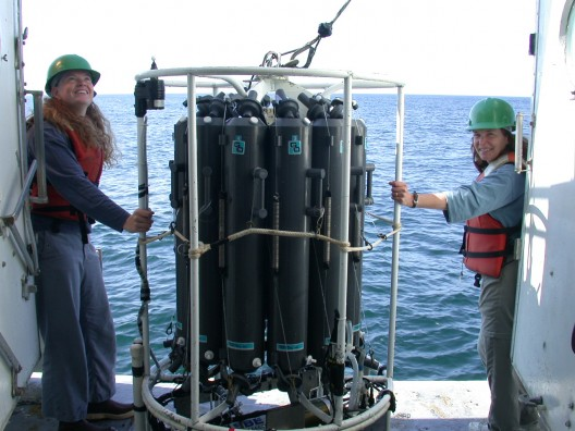 Measuring HABs along the Pacific Coast