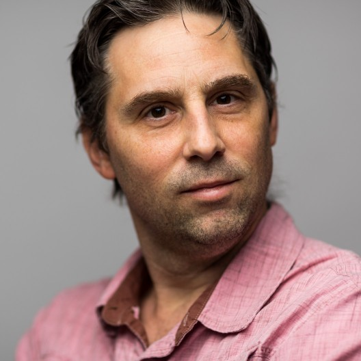 Portrait of Patrick Tobin