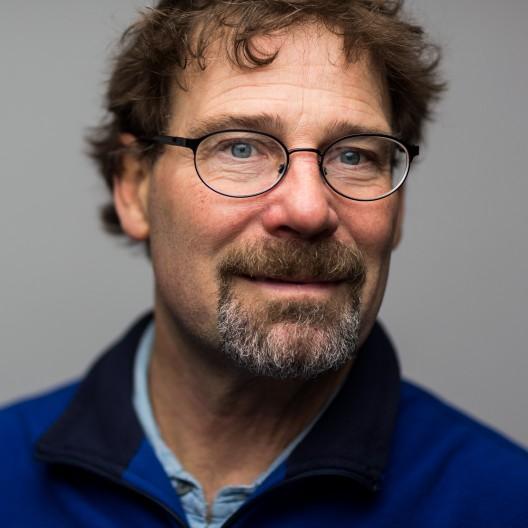 Portrait of Terry Swanson