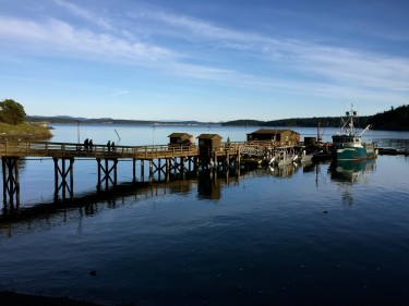 Friday Harbor Labs Dock