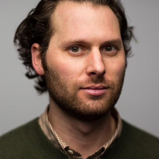 Portrait of Kyle Armour