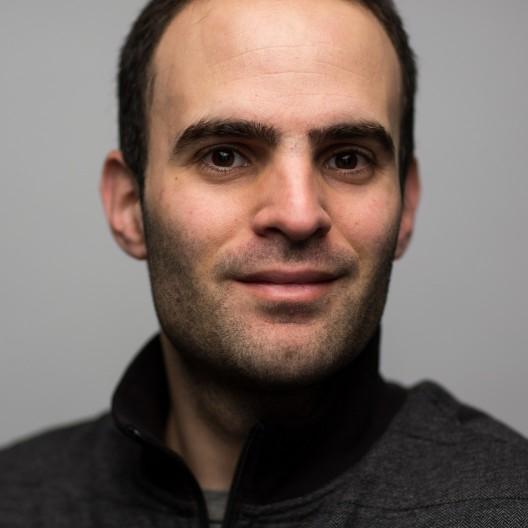 Portrait of Anthony Dichiara
