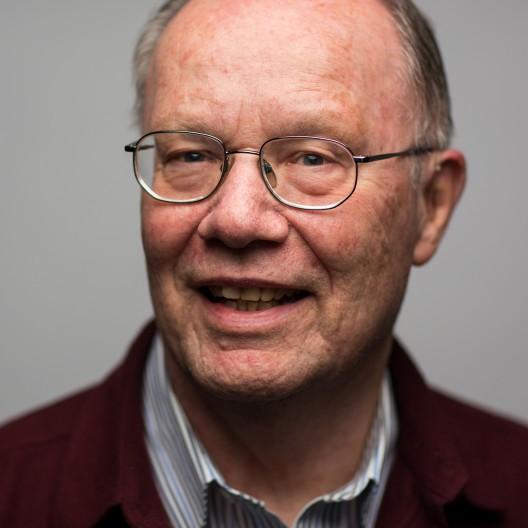 Portrait of Bruce Miller