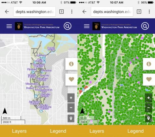 arboretum app