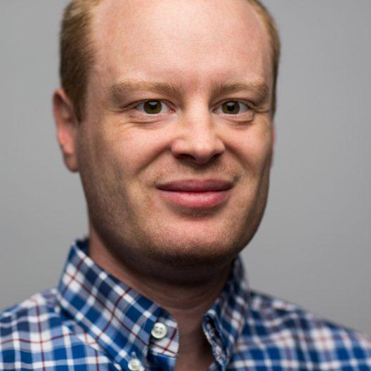 Portrait of Knut Christianson