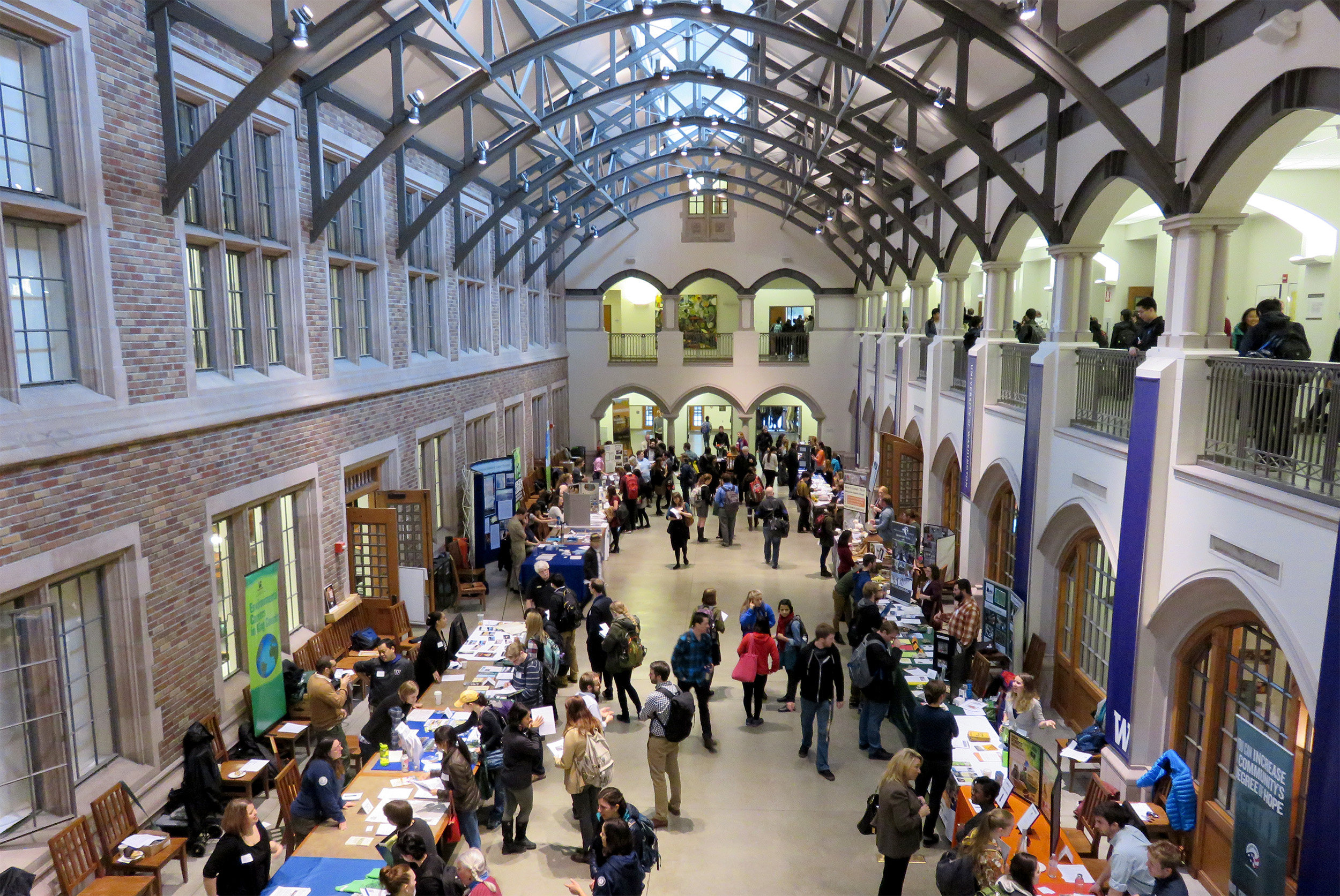 UW Environmental Career Fair