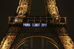 The agreement, reached Dec. 12 in Paris, establishes goals for reducing carbon emissions by 2020.