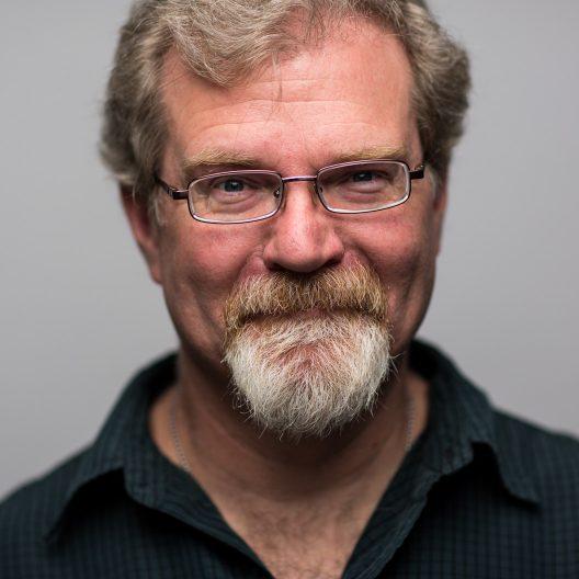 Portrait of Richard Keil