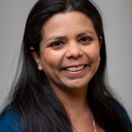 Portrait of Jacqueline Padilla-Gamiño