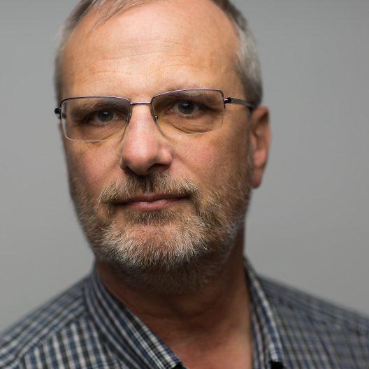 Portrait of Van Kane