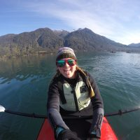 anderson Chile kayak