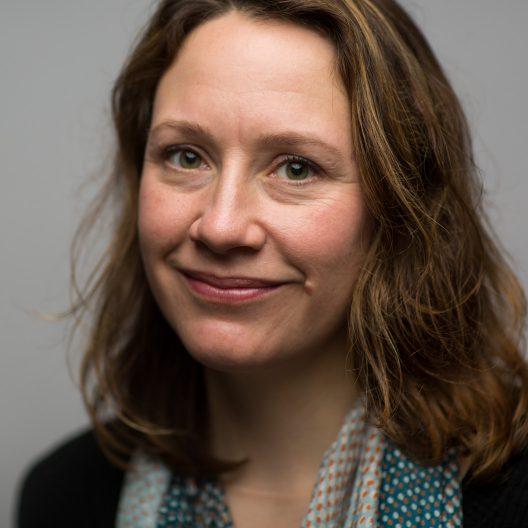 Portrait of Sarah Converse