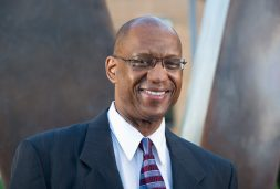 Terryl Ross, the College of the Environment's Assistant Dean for Diversity, Equity and Inclusion
