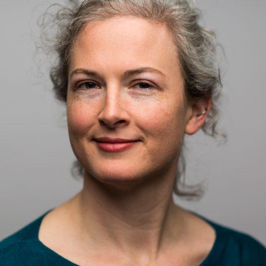Portrait of Alison Gray