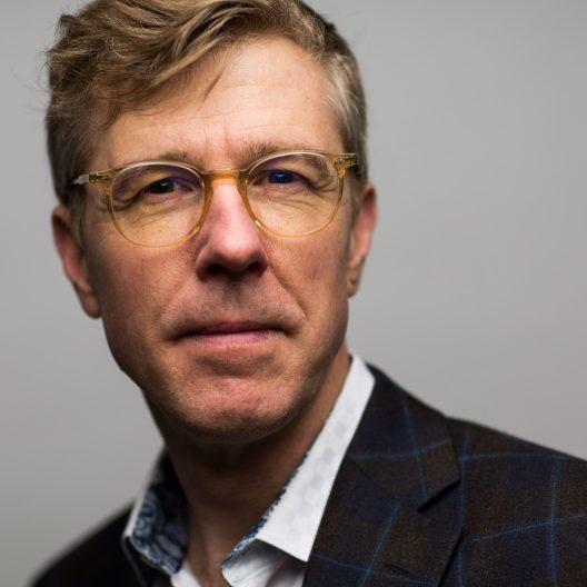 Portrait of Dan Brown
