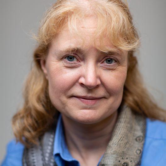 Portrait of Heidi Gough